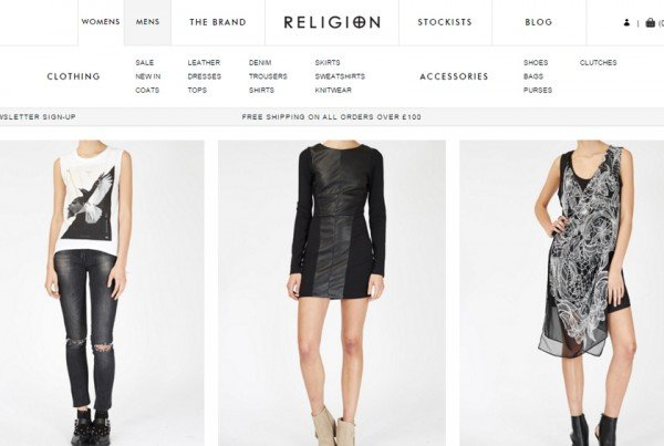 Religion Clothing
