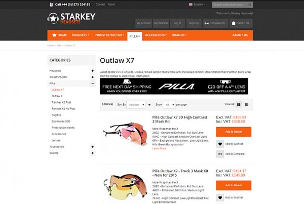 Starkey Headsets