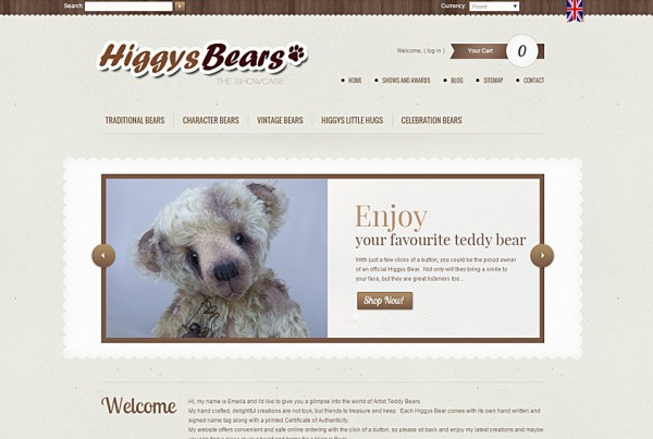 Higgys Bears